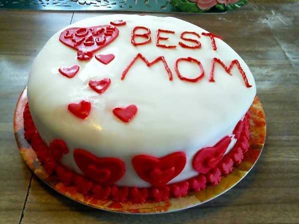 Mothers Day Fondant Cake The Best 8 Mother Day Cakes